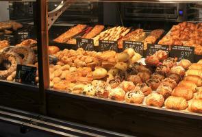 Boulangerie Marie Blanchère - Vitrine (exemple)