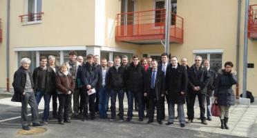 Marckolsheim – Collaboration avec l'IUT de Colmar - CEGIBAT