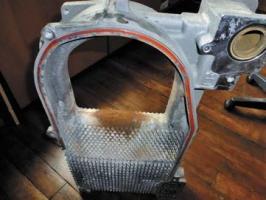Éléments de chaudière hors service pour cause de corrosion et d'embouage