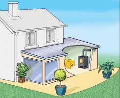 Extension nouvelle d'un bâtiment existant | CEGIBAT